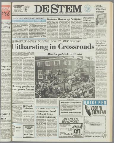 de Stem 1985-02-19