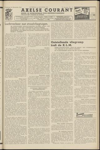 Axelsche Courant 1958-08-16