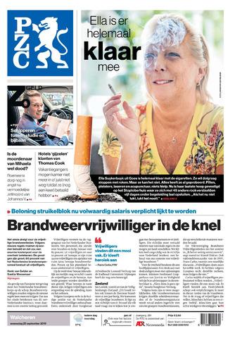 Provinciale Zeeuwse Courant 2019-09-25