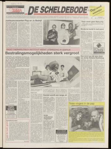 Scheldebode 1993-10-06
