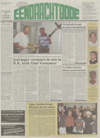 Eendrachtbode (1945-heden)/Mededeelingenblad voor het eiland Tholen (1944/45) 2003-07-10