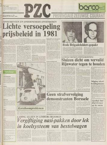 Provinciale Zeeuwse Courant 1980-12-23