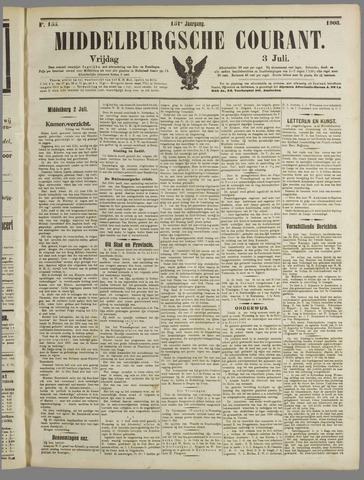 Middelburgsche Courant 1908-07-03