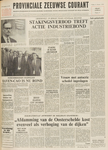Provinciale Zeeuwse Courant 1972-02-04