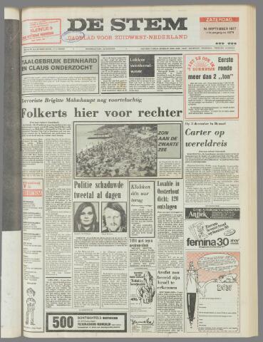 de Stem 1977-09-24