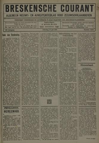 Breskensche Courant 1919-07-12