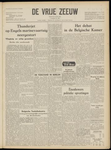 de Vrije Zeeuw 1952-06-06