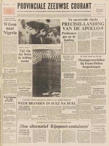 Provinciale Zeeuwse Courant 1969-03-14
