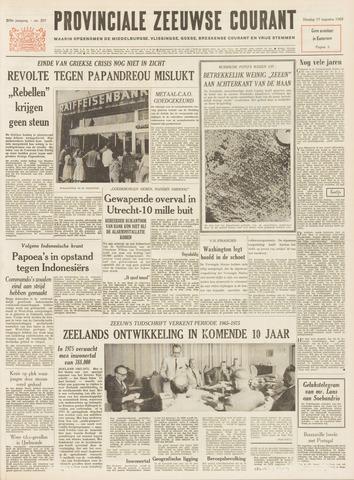 Provinciale Zeeuwse Courant 1965-08-17