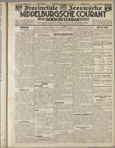 Middelburgsche Courant 1934-06-06