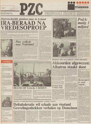 Provinciale Zeeuwse Courant 1979-10-01