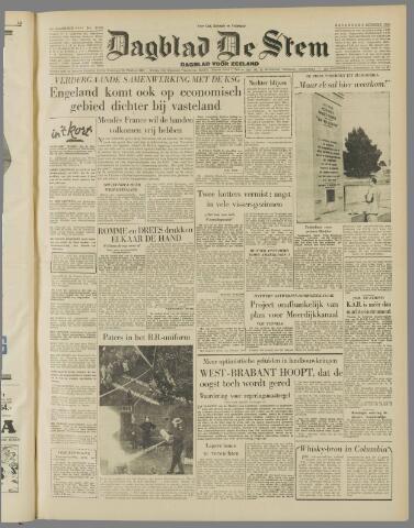de Stem 1954-10-09