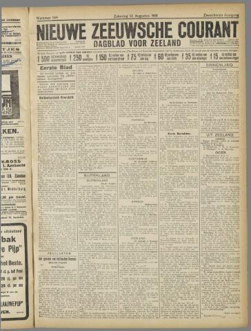 Nieuwe Zeeuwsche Courant 1921-08-13
