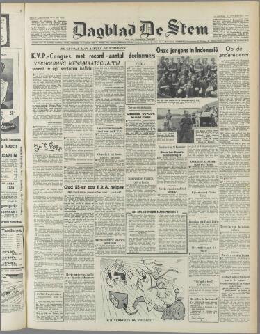 de Stem 1949-11-05