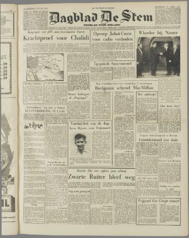 de Stem 1957-04-25