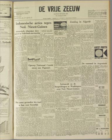 de Vrije Zeeuw 1962-03-26