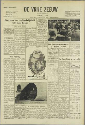 de Vrije Zeeuw 1963-05-02