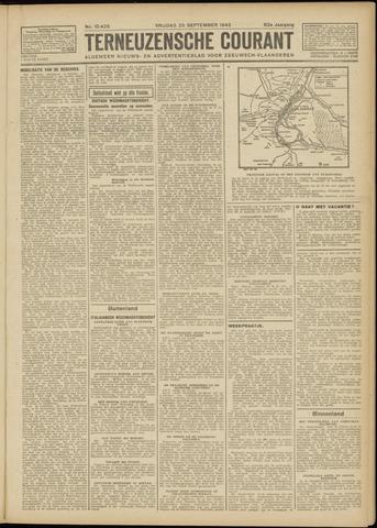 Ter Neuzensche Courant. Algemeen Nieuws- en Advertentieblad voor Zeeuwsch-Vlaanderen / Neuzensche Courant ... (idem) / (Algemeen) nieuws en advertentieblad voor Zeeuwsch-Vlaanderen 1942-09-25
