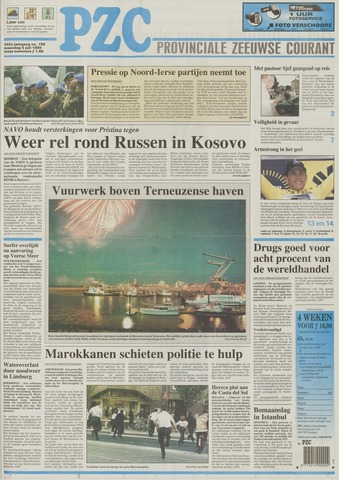 Provinciale Zeeuwse Courant 1999-07-05