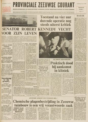 Provinciale Zeeuwse Courant 1968-06-06