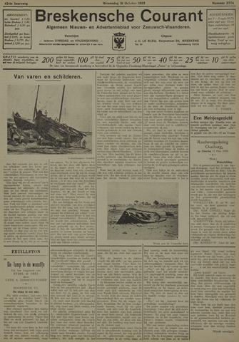 Breskensche Courant 1932-10-19