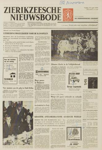 Zierikzeesche Nieuwsbode 1973-04-13