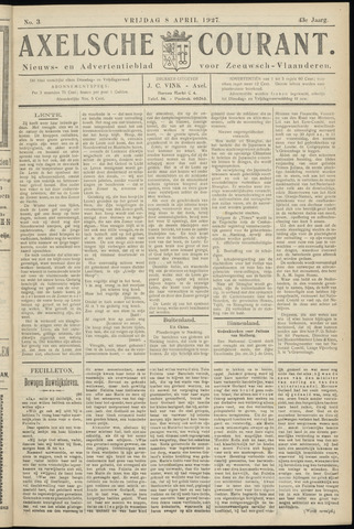 Axelsche Courant 1927-04-08
