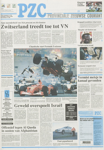 Provinciale Zeeuwse Courant 2002-03-04