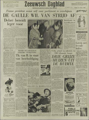 Zeeuwsch Dagblad 1960-10-14