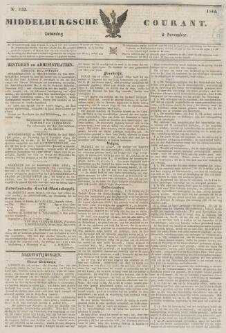 Middelburgsche Courant 1844-11-02