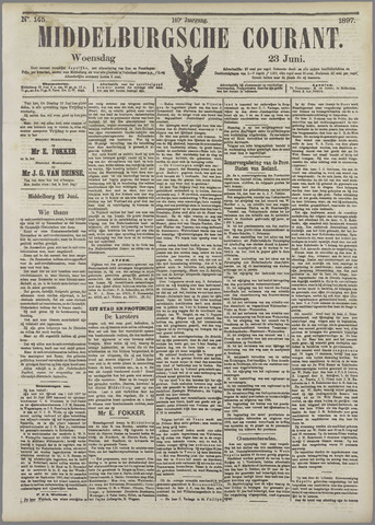 Middelburgsche Courant 1897-06-23