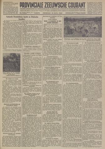 Provinciale Zeeuwse Courant 1942-08-18