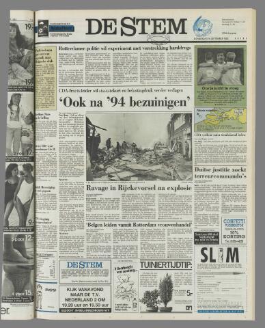 de Stem 1992-09-10