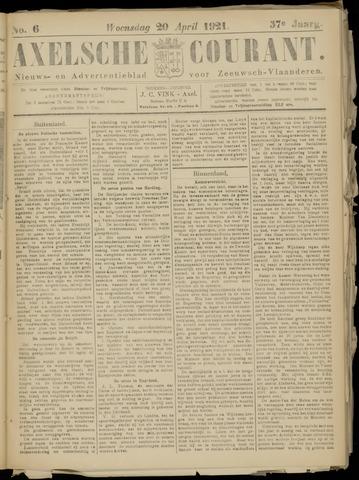 Axelsche Courant 1921-04-20