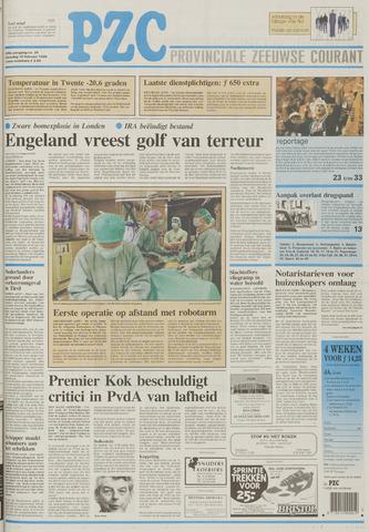 Provinciale Zeeuwse Courant 1996-02-10