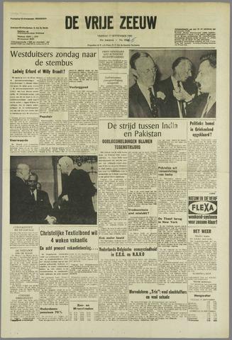 de Vrije Zeeuw 1965-09-17