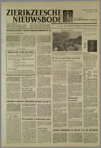 Zierikzeesche Nieuwsbode 1963-12-06