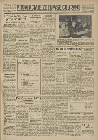 Provinciale Zeeuwse Courant 1948-07-06