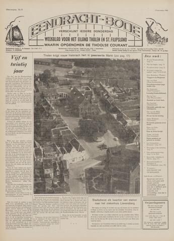 Eendrachtbode (1945-heden)/Mededeelingenblad voor het eiland Tholen (1944/45) 1969-11-13