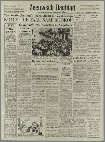 Zeeuwsch Dagblad 1959-02-17