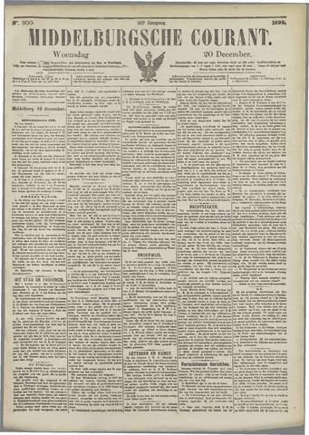 Middelburgsche Courant 1899-12-20