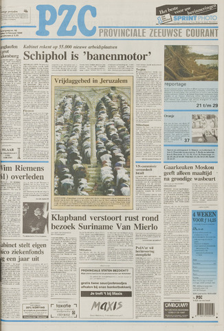 Provinciale Zeeuwse Courant 1995-02-18