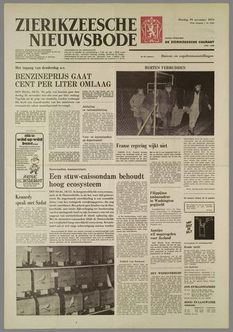 Zierikzeesche Nieuwsbode 1974-11-19