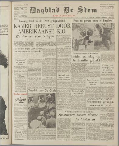 de Stem 1962-09-08