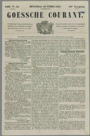 Goessche Courant 1867-02-19