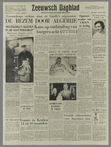Zeeuwsch Dagblad 1960-02-08