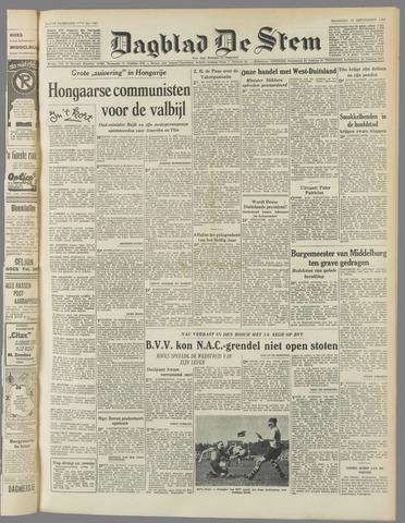 de Stem 1949-09-12