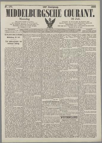 Middelburgsche Courant 1895-07-22