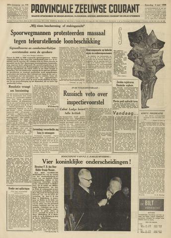 Provinciale Zeeuwse Courant 1958-05-03