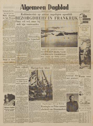 Watersnood documentatie 1953 - kranten 1953-05-23